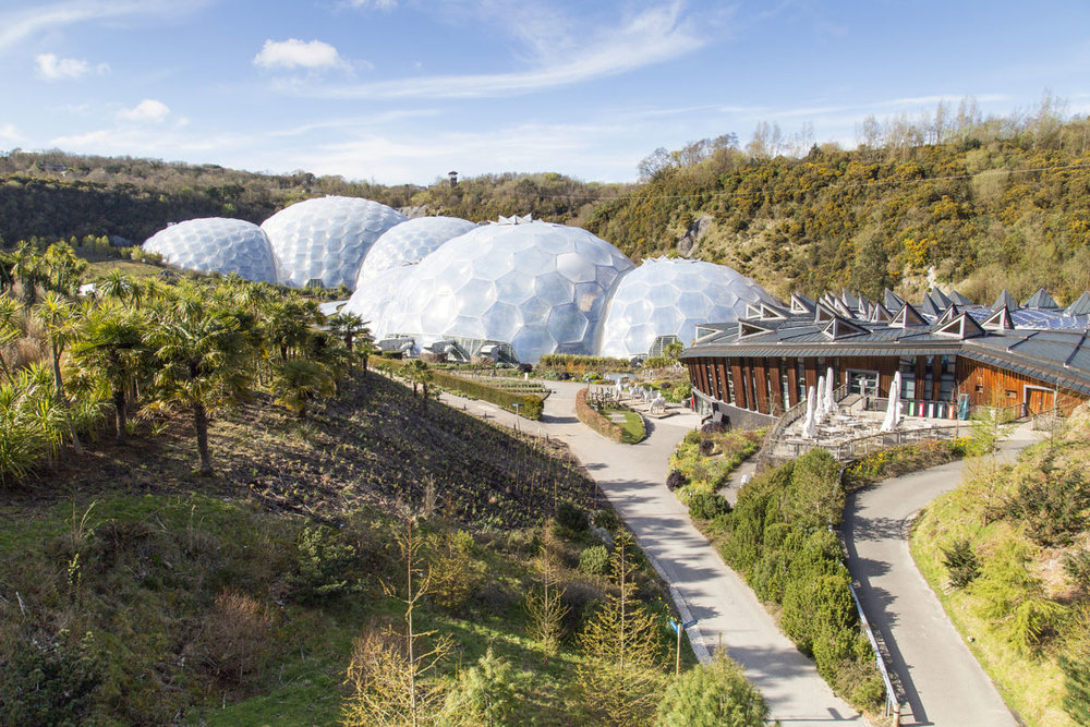 Save on The Eden Project entry with Tesco Clubcard vouchers