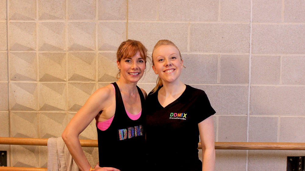 Senior news writer Katharine met up with Darcey for a preview of Darcey's DDMIX DVD