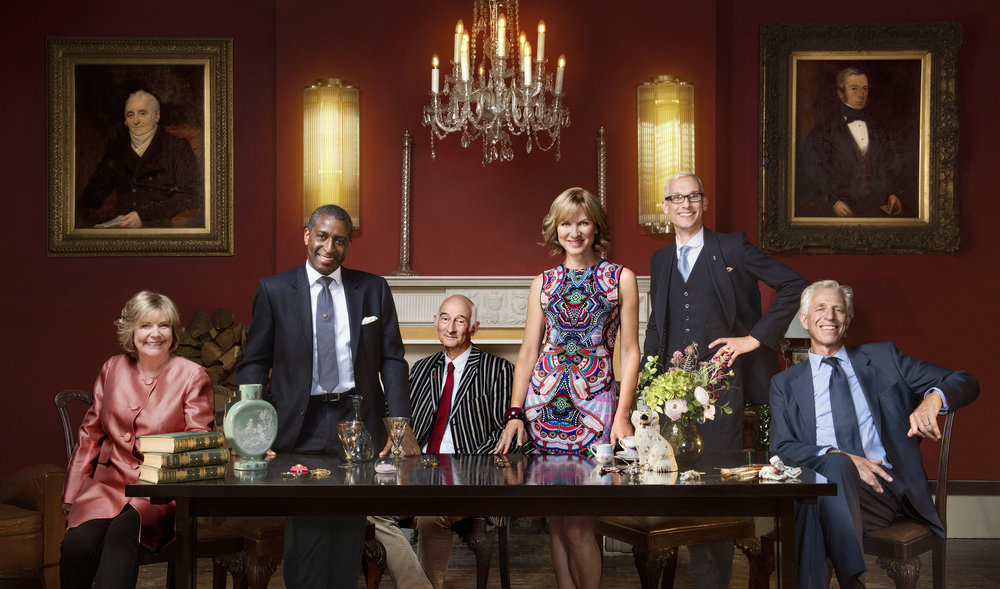 The Antiques Roadshow celebrates its 40th anniversary