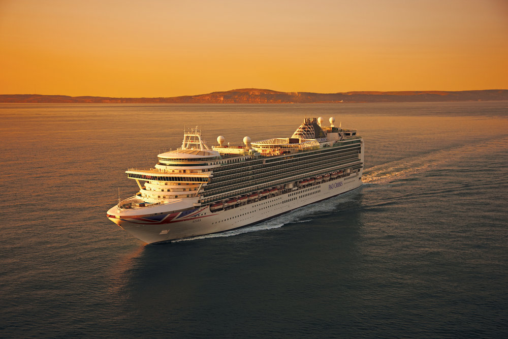 Rating: 5/5     Azura – A733,  Caribbean Cruise, including overnight return flight to the UK       Prices from £1399 pp Visit:   www.pocruises.com   ,