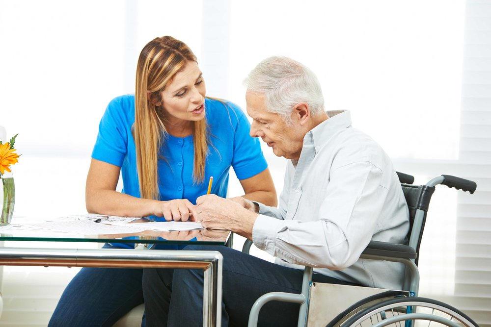 Care needs assessment