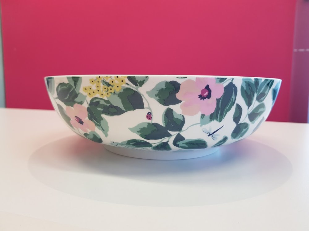 Mornington Leaves Serving Bowl (£28.00)