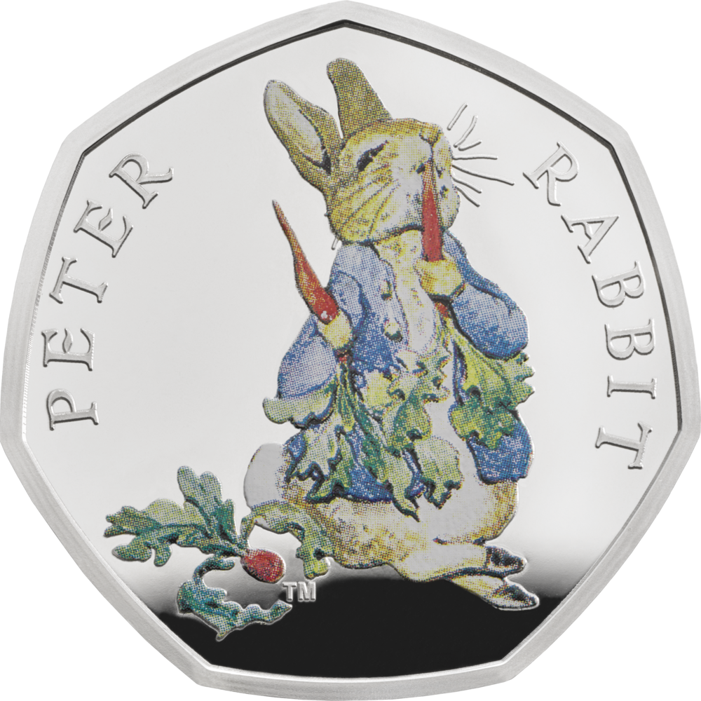 Peter Rabbit 2018 UK 50p Silver Proof Coin rev tone - ukp52894.png