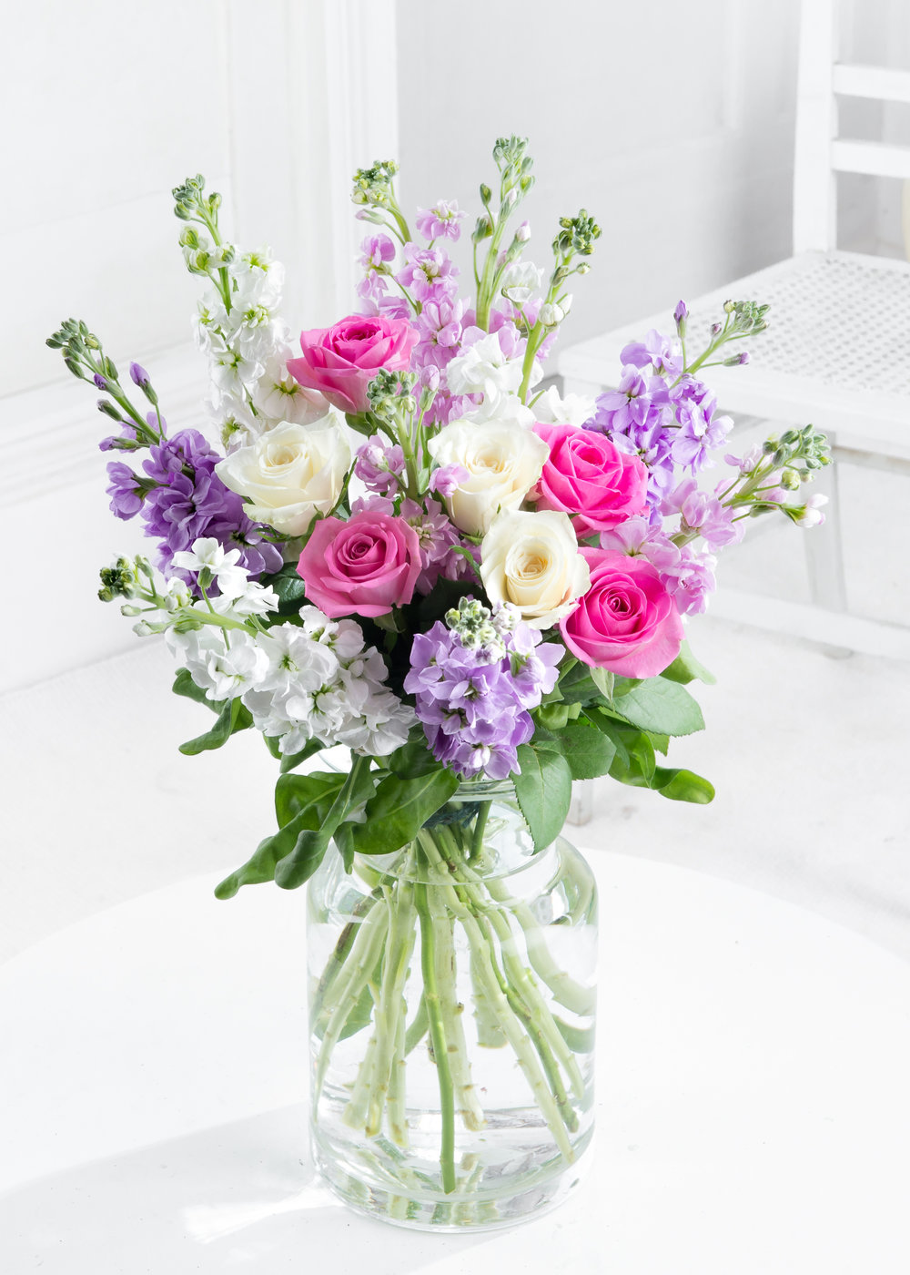 WIN beautiful bouquets! — Yours