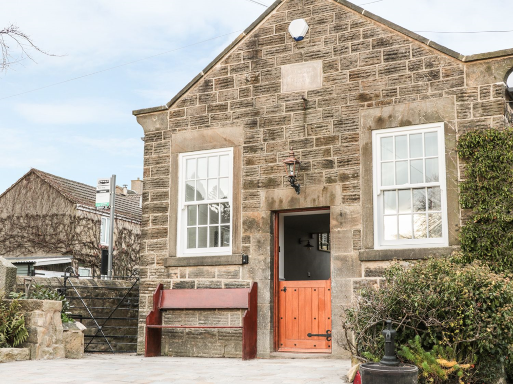 The former Methodist Chapel has been beautifully restored as a cosy cottage for two