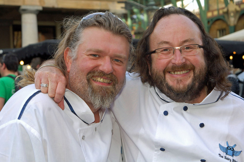 Si and Dave will be cooking up a storm for Cornbury