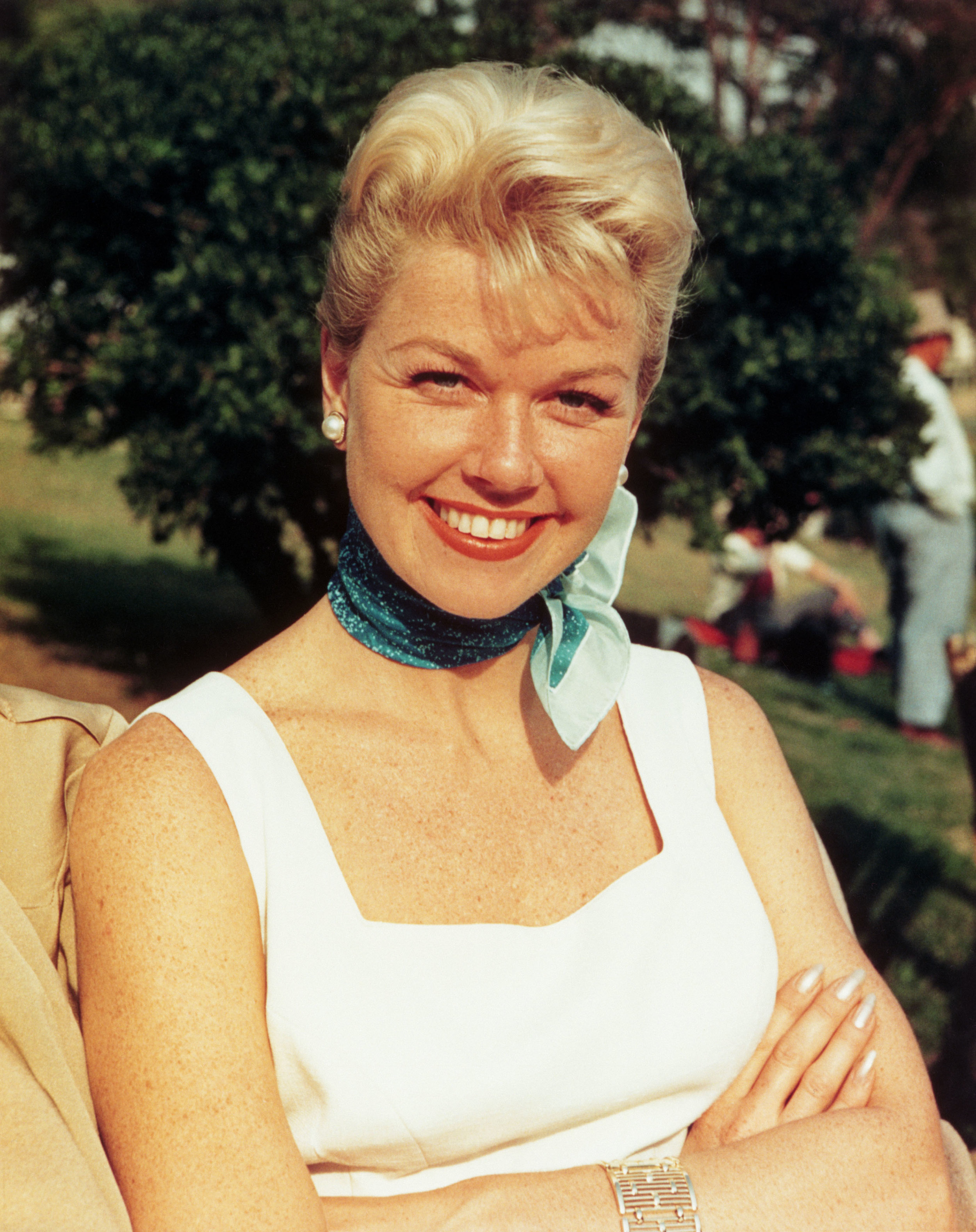 Watch Doris Day video