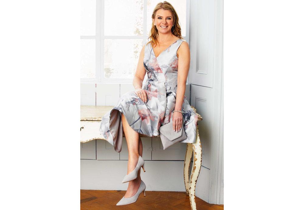 The Carmen shoe is £149 at www.solebliss.com