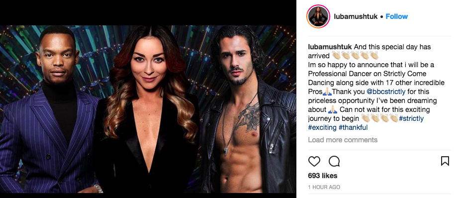 @lubamushtuk on Instagram