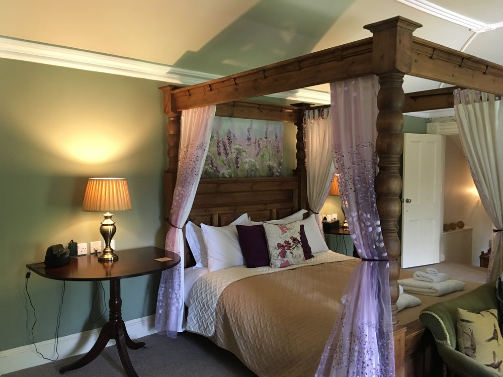 The Percy Pheasant suite