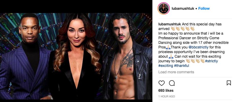 @lubamushtuk on Instagram