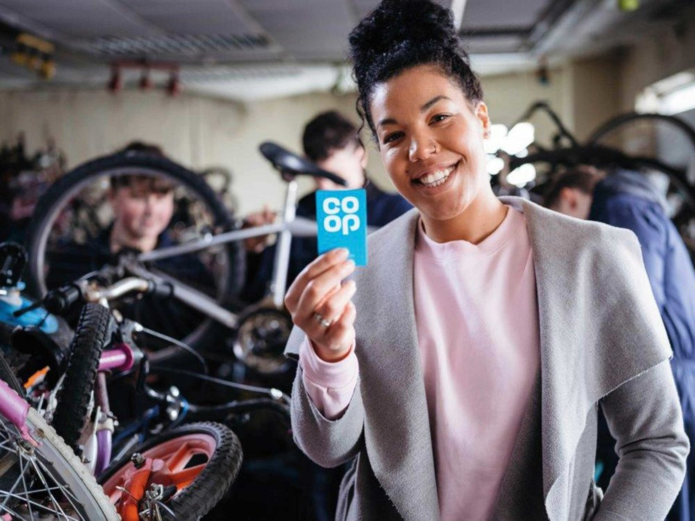 Co-op Members like Charlene are supporting local causes across the UK