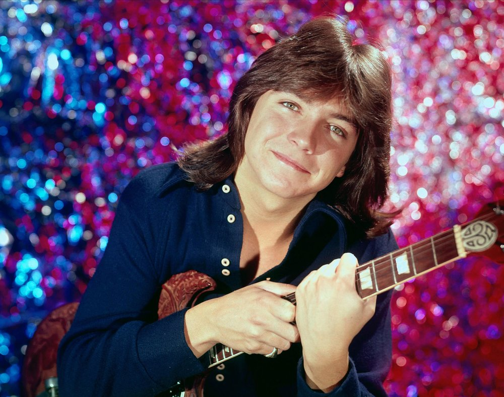 The pictures of hearthrobs like David Cassidy was our favourite bit