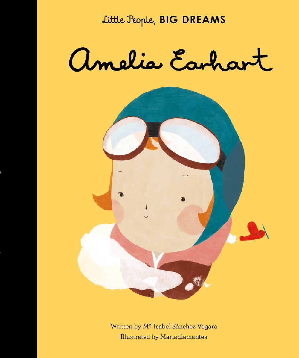 LPBD Amelia Earhart, £9.99, National Theatre Bookshop - shop.nationaltheatre.org.uk.jpg
