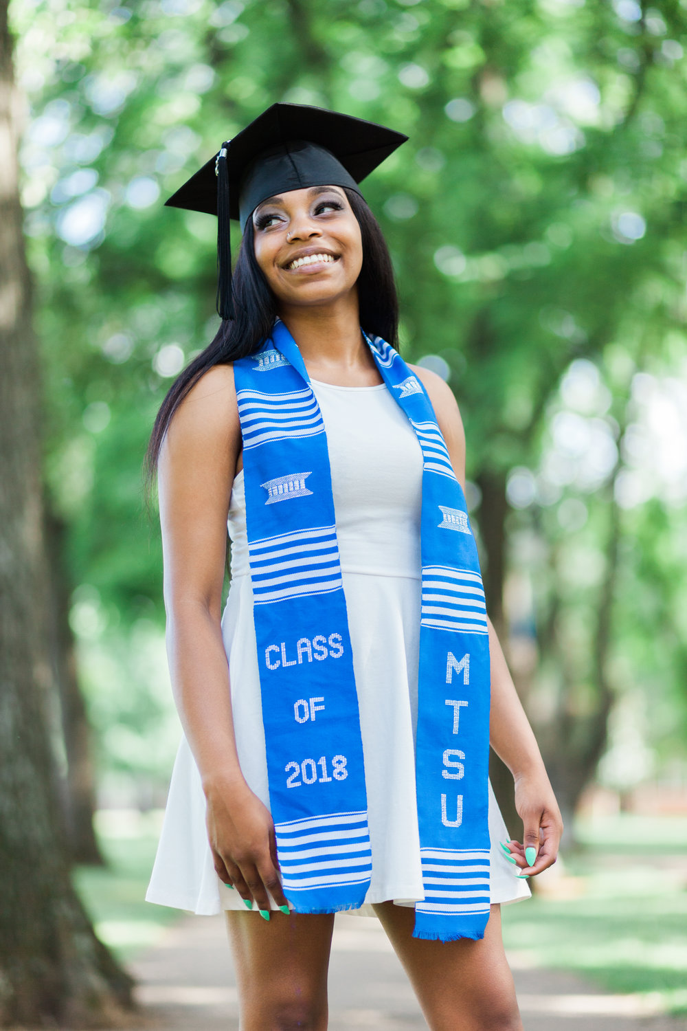 Ariel | Middle Tennessee State University, Class of 2018