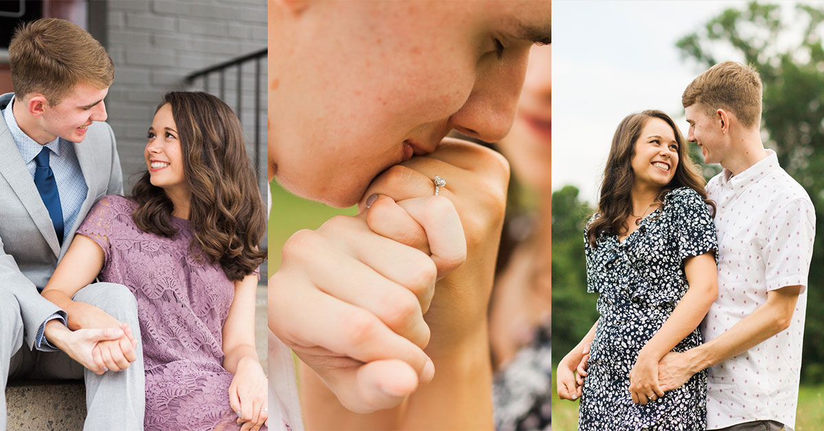 Jon & Lauren | Murfreesboro Engagement Photography