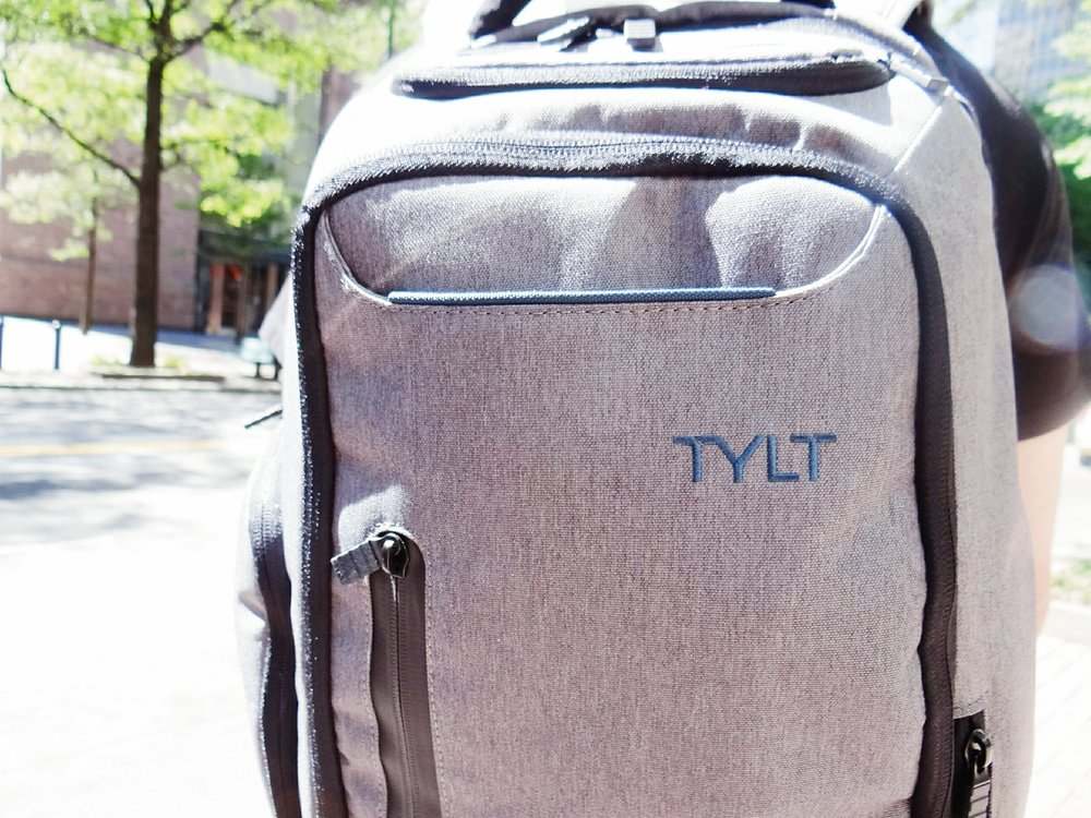 5552acff65a4 Full Tylt  Carry It All In This Backpack Made For Techie Travelers ...