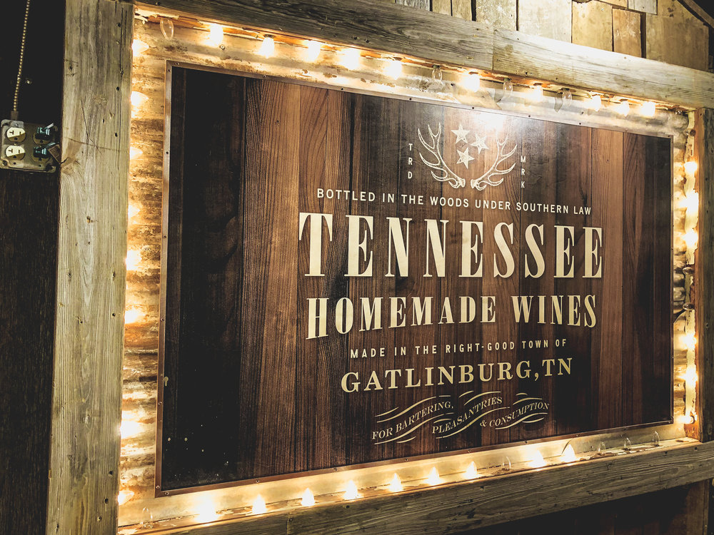 Go Inside the event - gatlinburg annual Wine fest