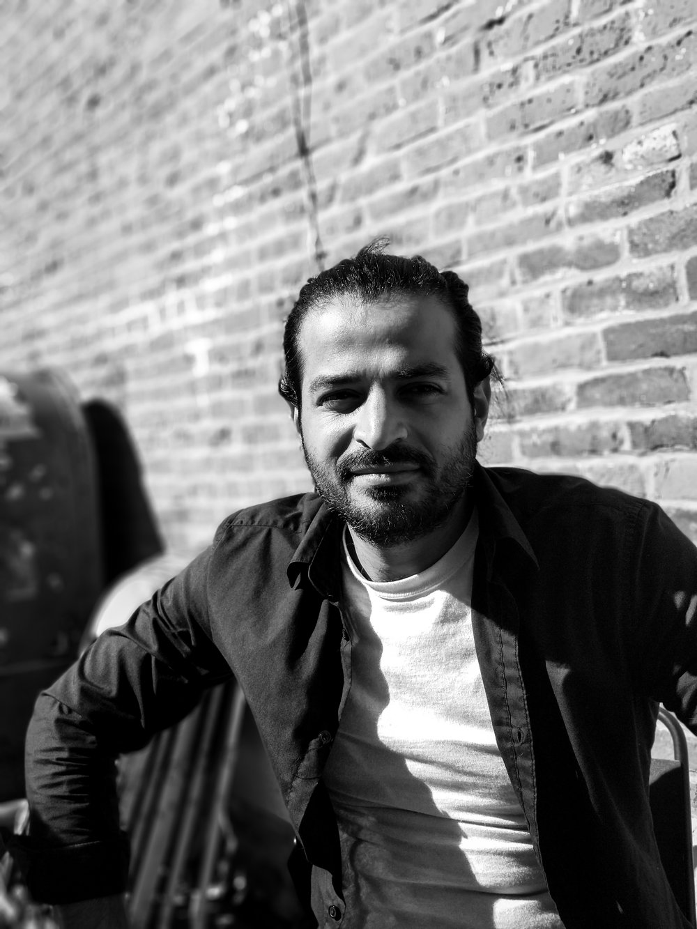 KADIM AL-ASADY   Currently an adjunct professor at the University of Kansas School of Architecture and Design, Kadim has a Master's of Architecture and has practiced professionally in Kansas City, Vancouver B.C., and New York, New York.    DEAD ARCHITECTS SOCIETY      PAPERSPACE.INK
