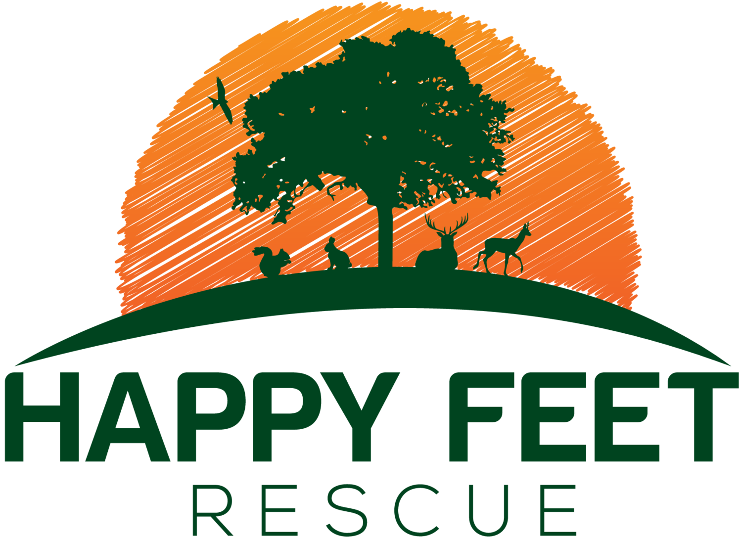 Happy Feet Rescue