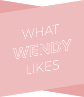 What Wendy Likes