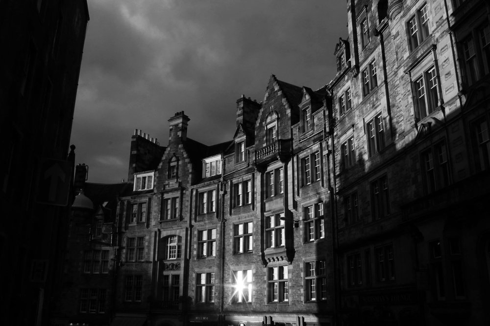 Royal mile, Eidnburgh