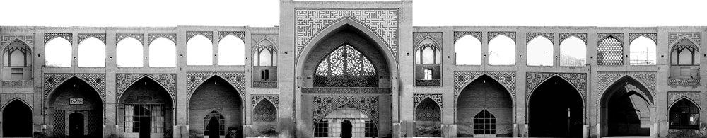 West Facade of Hakim Mosque
