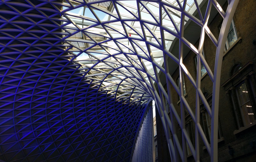 King's cross station, UK