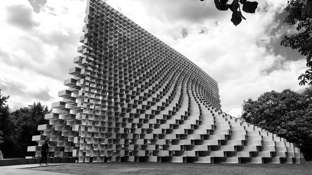 Serpentine pavilion, London