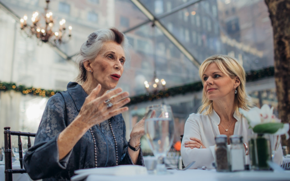 The New York Times - Catharine MacKinnon and Gretchen Carlson Have a Few Things to Say