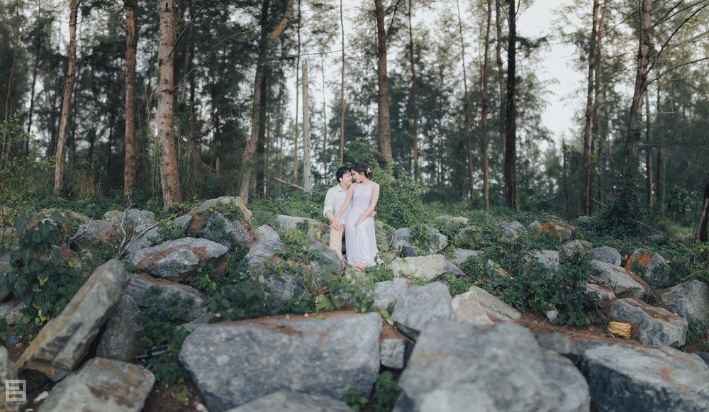 Pre Wedding  | Joanne & Ze Choa
