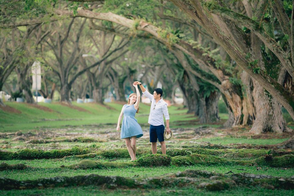 Pre Wedding  | Isabelle & Leroy