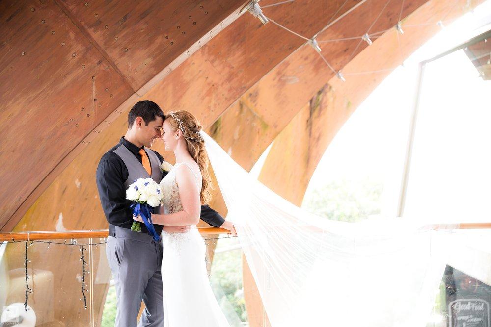 Faber Peak Restaurant Wedding