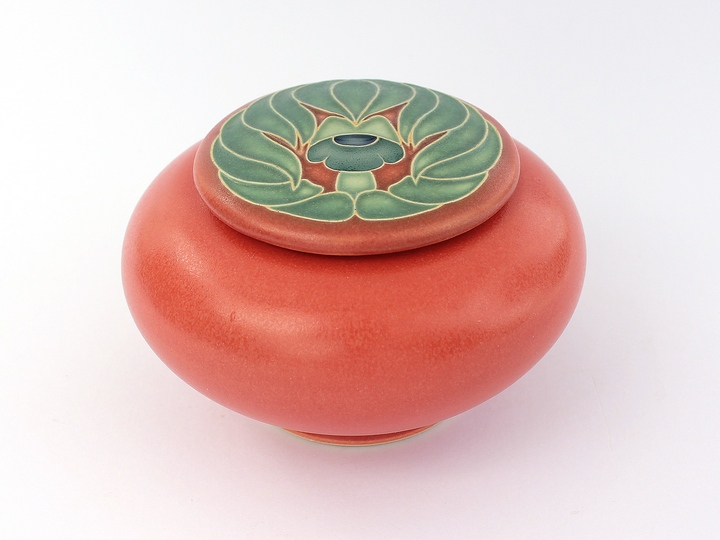 peacock red covered jar.jpg