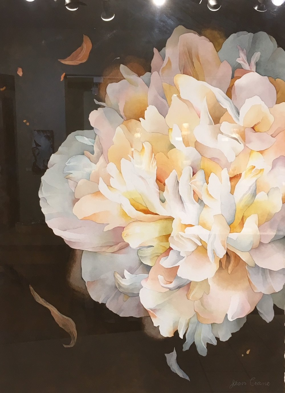 Peony in Space