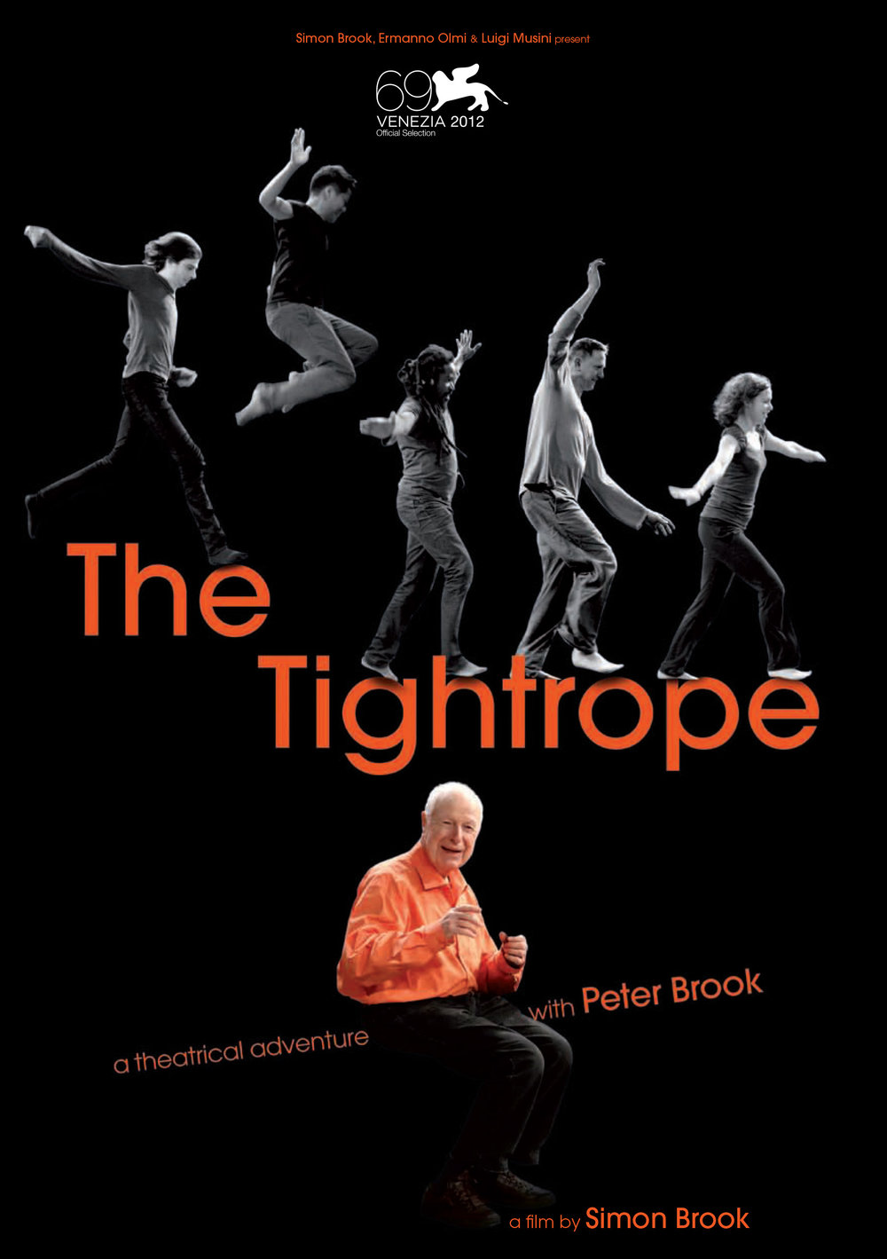 Peter Brook - The Tightrope,a film by Simon Brook