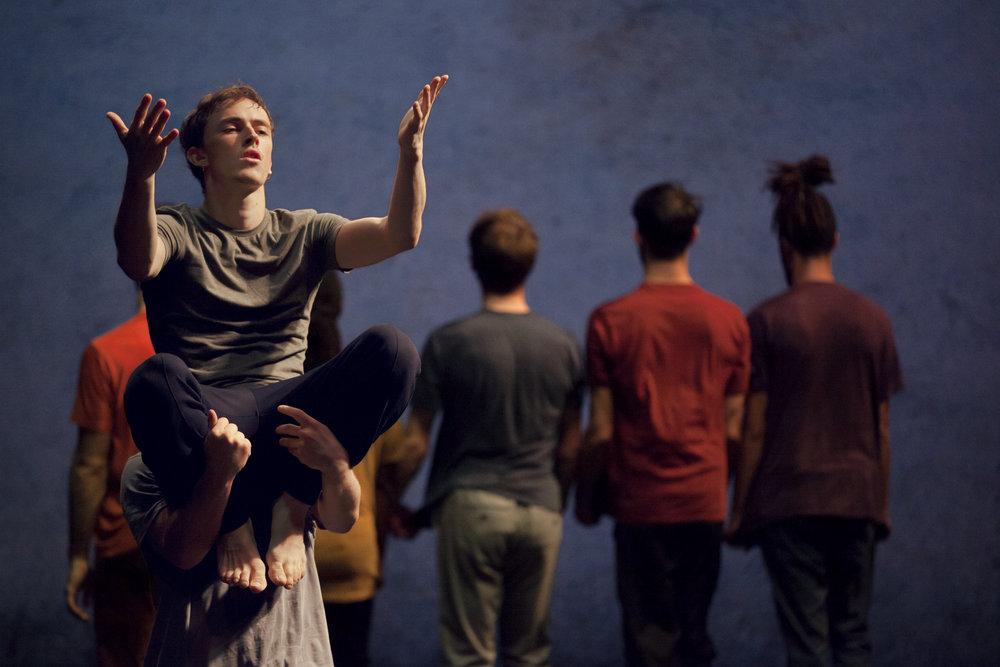 Nass, Massala Dance Company © Charlotte Audureau