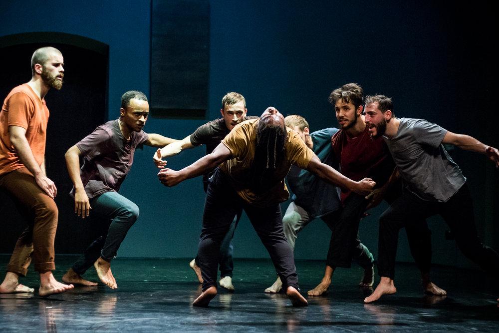 Photos Näss © Magdalena Tomkiewicz, International Dance Theatres Festival, Lublin, Poland