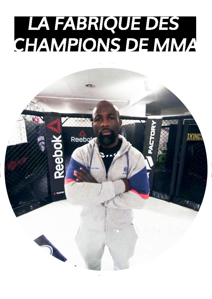 MMA CHAMPIONS PARIS FACTORY 360