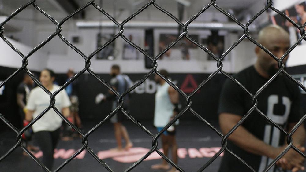 LE MAÎTRE YODA DU MMA - MIEUX VAUT NE PAS RIGOLER AVEC COACH LOPEZ.