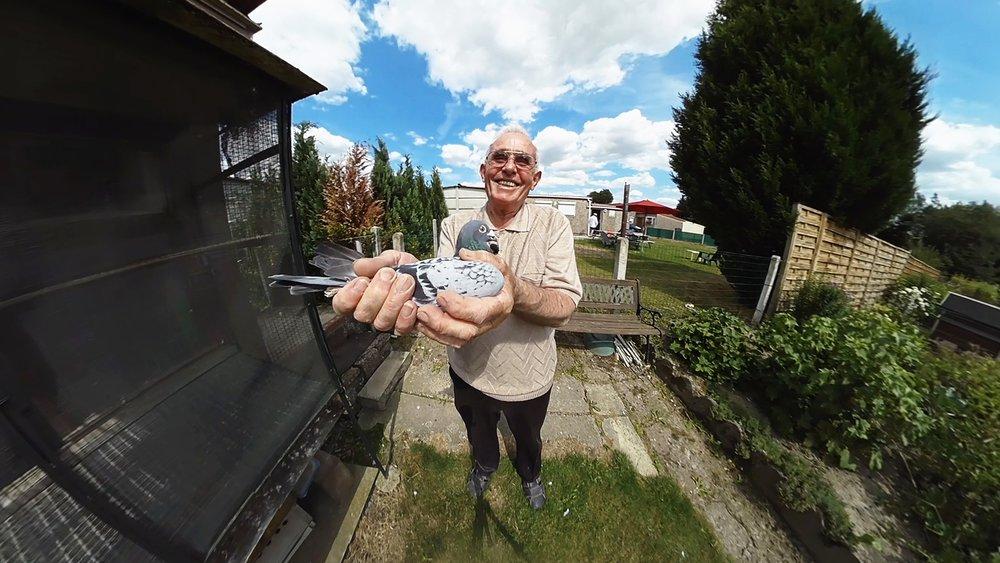 DRESSEURS DE PIGEONS VOYAGEURS - Tout plaquer et devenir champion de France de courses de pigeons voyageurs dans le Nord.