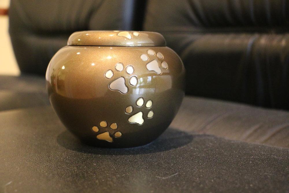 urne animaux