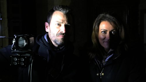 THE GHOSTHUNTERS - On the hunt for paranormal encounters.