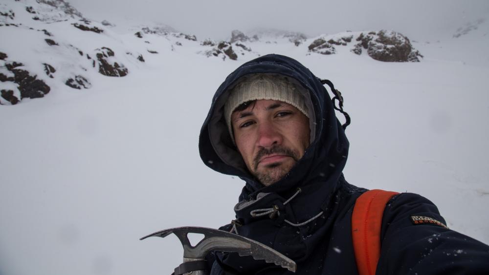 Matthieu au Groenland en 2015 - Matthieu Tordeur