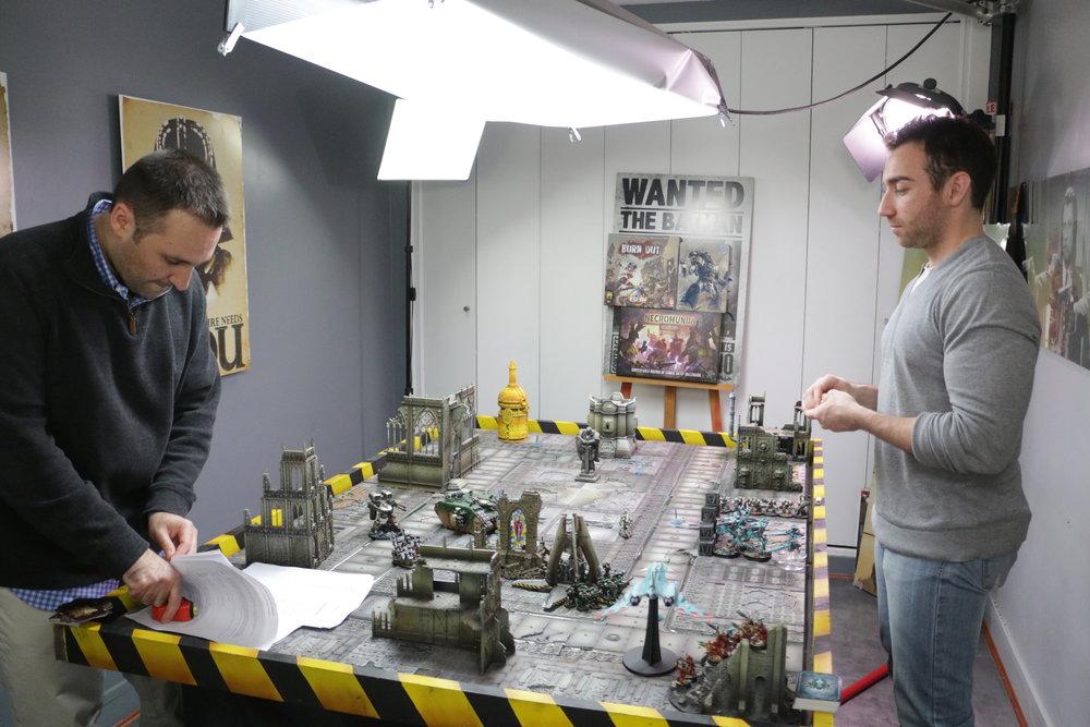 studio-warhammer-40K-jeu-plateau