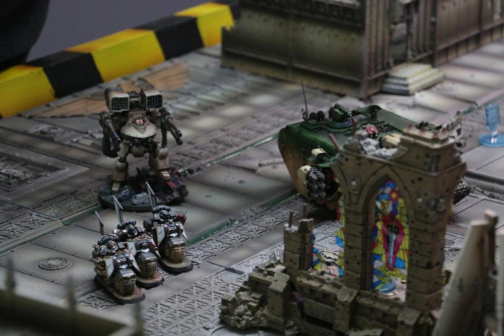figurine-warhammer-40K