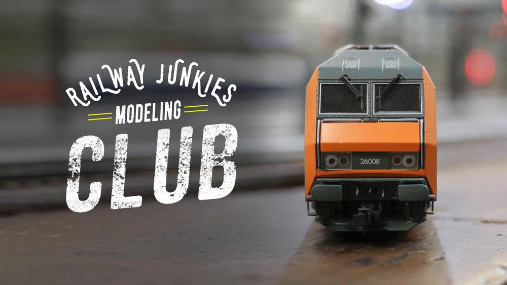 modeling railway 360 vr