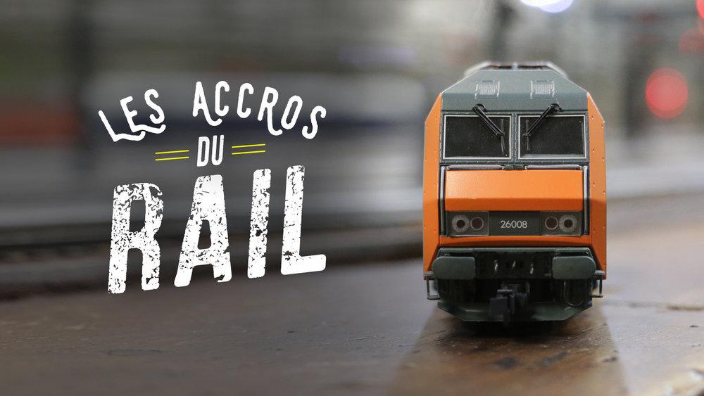 - Le club secret de trains miniatures sous la Gare de l'Est.