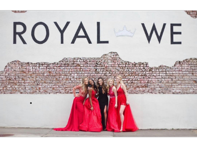 Complete Prom Package--$450 dress from Royal We; Includes hair, spray tan, nails, & make up