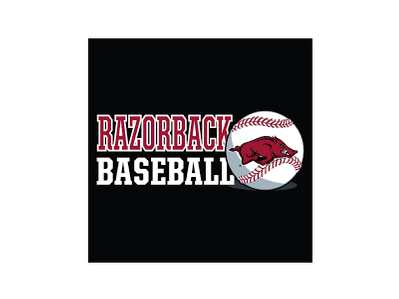 Razorback Baseball Suite Tickets and a Signed Baseball; Includes Meal and Shopping Experience